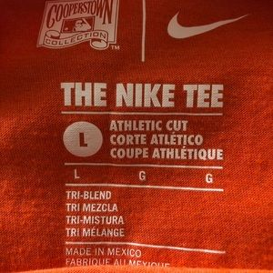 Nike MLB Shirts - Nike Cooperstown Collection Detroit Tigers T-Shirt